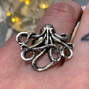 🦄🦄🦄ModCloth: My Pet Octopus Ring